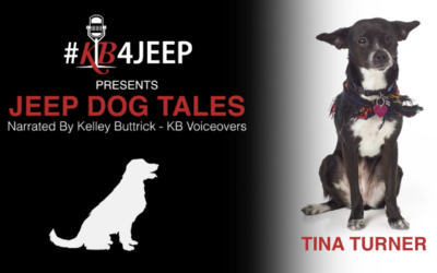 Jeep Dog Tales – Tina Turner