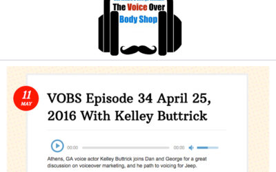 A Great Discussion on Voiceover Marketing and the Path to Voicing for Jeep
