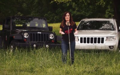 Jeep meet Kelley. Kelley… Well, she already knows Jeep.