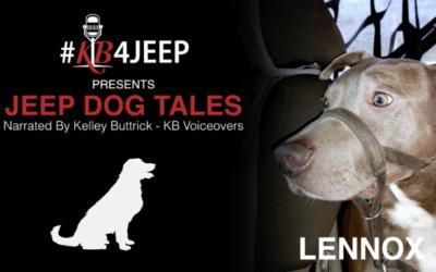 Jeep Dog Tales – Lennox