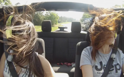 Jeep Hair We Care – Empowering Young Women